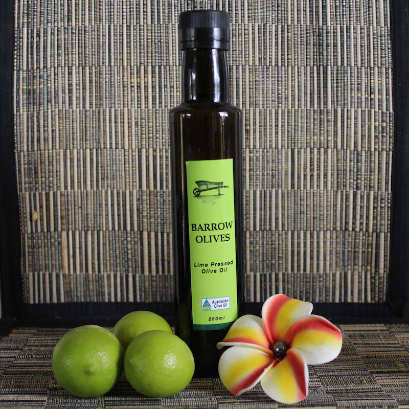 Pressed Lime Olive Oil 250ml